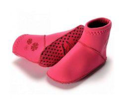 Neoprénové ponožky Konfidence paddlers Pink