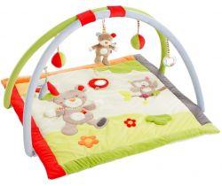 3D deka na hranie Nuk Forest Fun