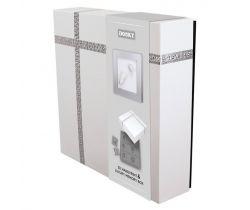 Sada Dooky 3D Handprint & Luxury Memory Box
