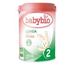 6x Babybio Lunea 2