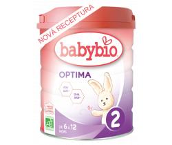 6x Babybio Optima 2
