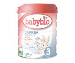 6x Kozie dojčenské mlieko Babybio Caprea 3 800g New