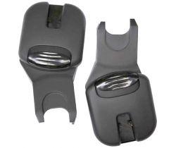 Adaptéry na autosedačku Maxi-Cosi, Cybex, Kiddy Anex m / type, e / type Grey
