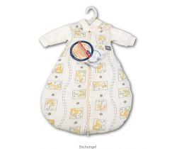 Novorodenecký spací vak 3v1 Aro - Artländer BabySafe Trolly Jerzej Džungľa