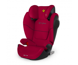 Autosedačka Cybex Solution  M-fix SL Ferrari