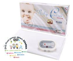 Monitor dychu s jednou senzorovou podložkou Baby Control Digital BC-200