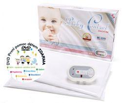 Monitor dychu pre dvojčatá Baby Control Digital BC-220i