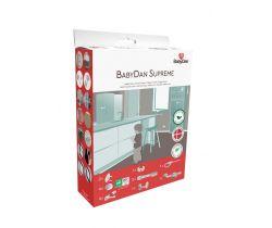 Sada bezpečn.prvků 16 ks Baby Dan Starter safety set, BIO