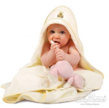 Detská osuška s kapucňou Baby Matex MAXI