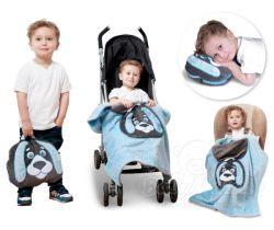 Baby Matex Sami deka 2v1 75x100 cm
