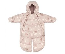 Baby Overall Leokid Pink Forest