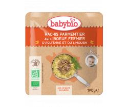 Babybio hovädzie Hachis parmentier 190g