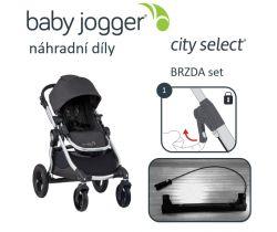 Brzda set Baby Jogger City Select