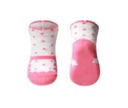 BabyOno bavlnené ponožky 0+ 572/02