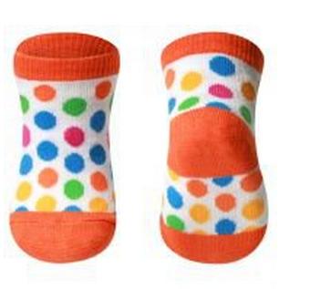 BabyOno bavlnené ponožky 0+ měsíců 572/03