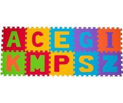 BabyOno penové puzzle písmena 10 ks Nr. Kat. 278