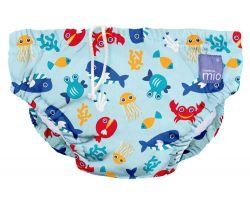 Bambino Mio kúpacie nohavičky Deep sea blue