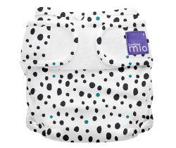 Plienkové nohavičky Miosoft Bambino Mio Dalmatian Dots