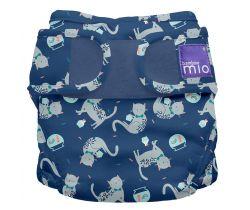 Plienkové nohavičky Miosoft Bambino Mio Feline Fiesta