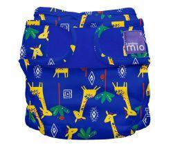 Plienkové nohavičky Miosoft Bambino Mio  Giraffe Jamboree