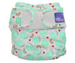 Plienkové nohavičky Miosoft Bambino Mio Snail Surprise