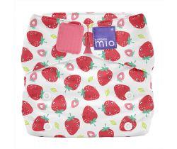 Látková plienka Bambino Mio Miosolo all in one Strawberry Cream