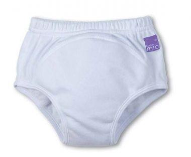 Bambino Mio tréningové nohavičky biele