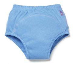 Bambino Mio tréningové nohavičky modré
