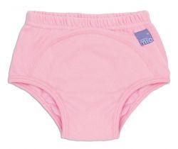 Učiace plienkové nohavičky Bambino Mio  Ligt Pink