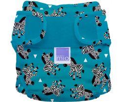 Bambino Mio Zebra plienkové nohavičky
