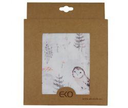 Bambusová mušelínová plienka 120x120 cm Eko