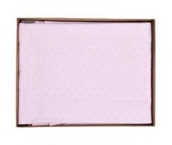 Bavlnená deka Kitikate Organic Dots