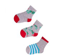 Bavlnené ponožky 3 ks Yo Chameleon