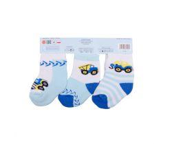 Bavlnené ponožky 3 ks Yo Traffic Jam