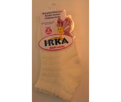 Bavlnené ponožky prešívané veľkosť 1 Pinokio Deluxe