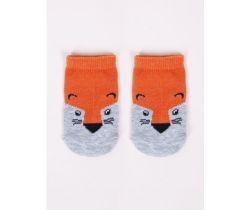 Bavlnené ponožky YO Grey Fox