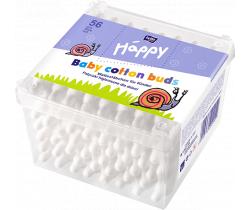 Bella Baby Happy vatové tyčinky 56 ks
