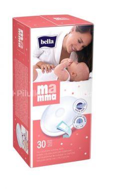 Bella Baby Mamma prsné vložky 30 ks