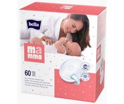 Bella Baby Mamma prsné vložky 60 ks