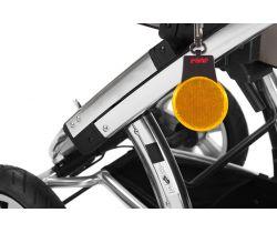 Bezpečnostné LED svetlo odražka Reer SeeMe