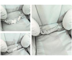 Bezpečnostné pásy pre hojdačku BabySteps Velvet Swing