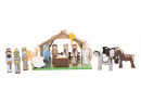 Betlehem pre najmenších Bigjigs Toys