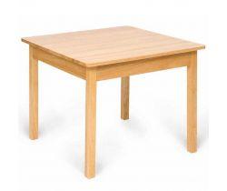 Detský drevený hrací stôl Bigjigs Toys