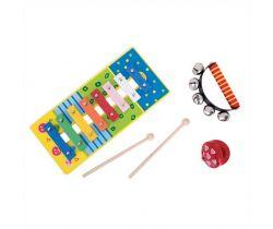 Detský hudobný set Bigjigs Toys