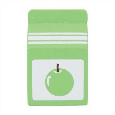 Drevené potraviny Bigjigs Toys Jablčný juice 1ks