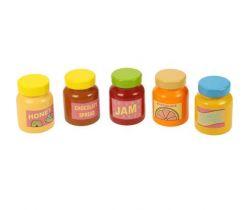 Drevené potraviny Bigjigs Toys Pohárik 1ks