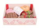 Drevené údeniny v krabičke Bigjigs Toys