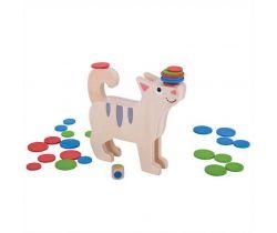 Koľko mačka unesie? Bigjigs Toys
