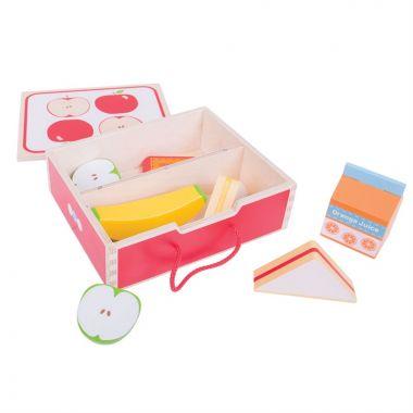 Desiatové box Bigjigs Toys