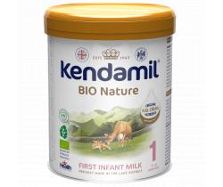 BIO batoľacie mlieko 800 g DHA+ Kendamil Nature 1